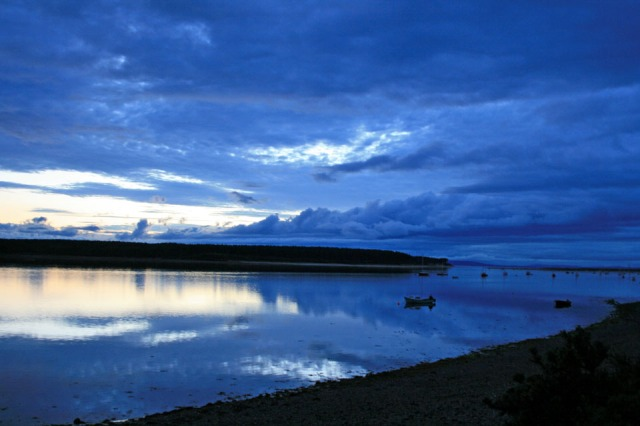 magic of findhorn bay for FB