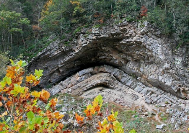 Huntersville Arch