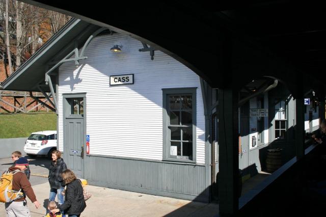Cass Train Station