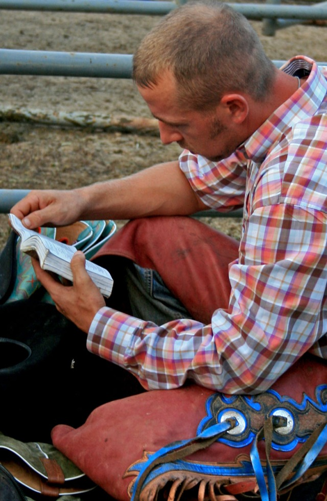 Reading the scriptures