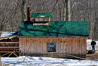 Laurel Fork Sapsuckers Sugar Camp