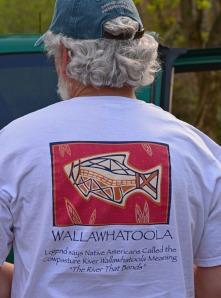 Wallawhatoola t-shirt