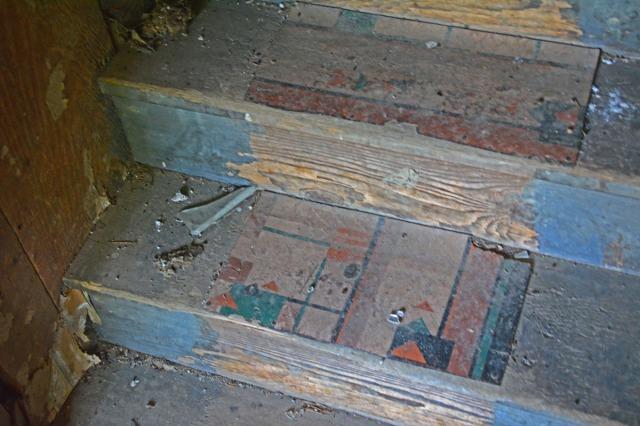linoleum remnants