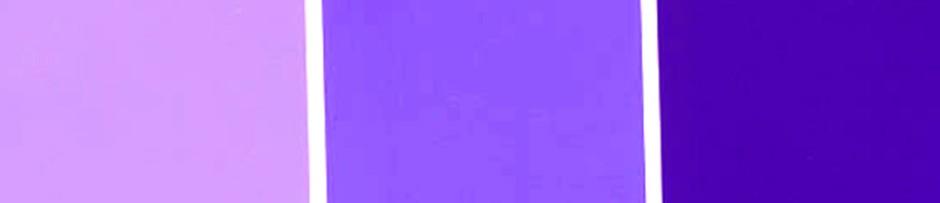shades of purple header