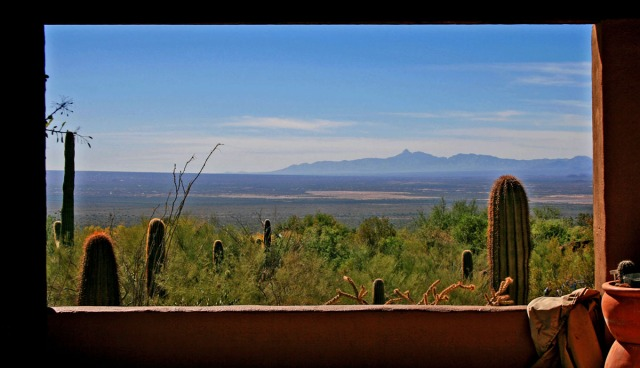 View from Desert Museum, Tucson AZ