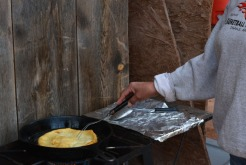 fixing fry bread