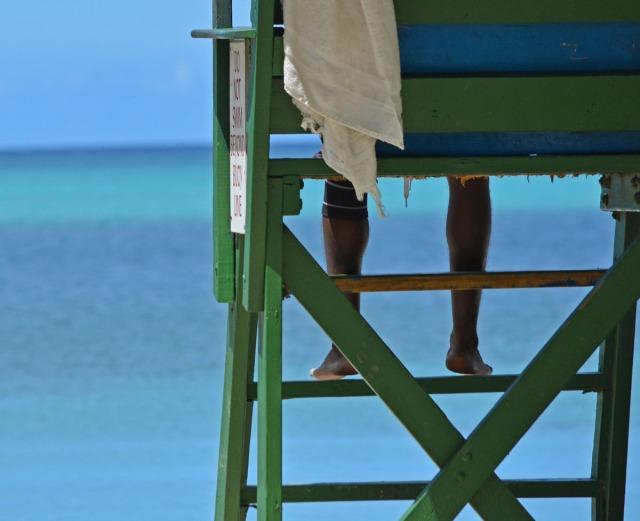 Lifeguard legs