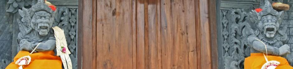 doorway header
