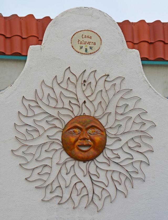 Sun sculpture, Albuquerque