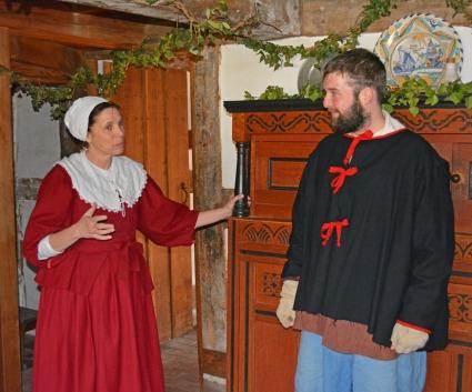 English homestead interpreters