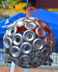 soda bottle ball