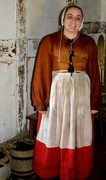 Peasant clothing