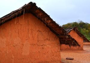 house walls