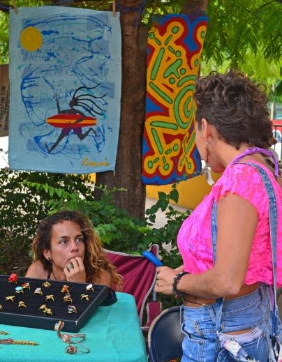 jewelry vendor