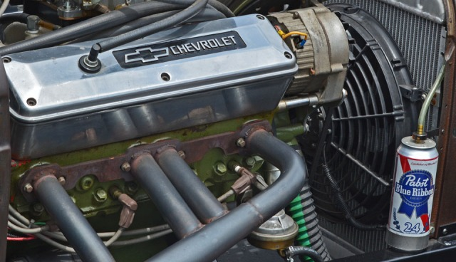 another chevy engine