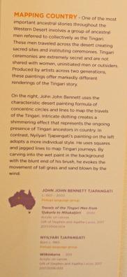 John John Bennett Mapping Country